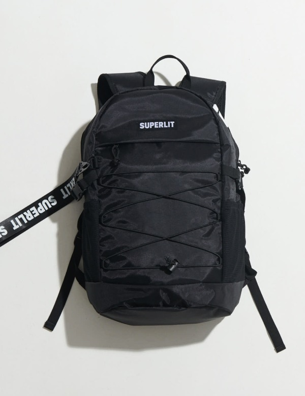 SUPERLIT BACKPACK SET 스트랩 백팩